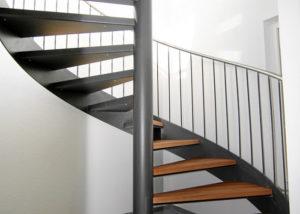 Винтовые лестницы во Владимире